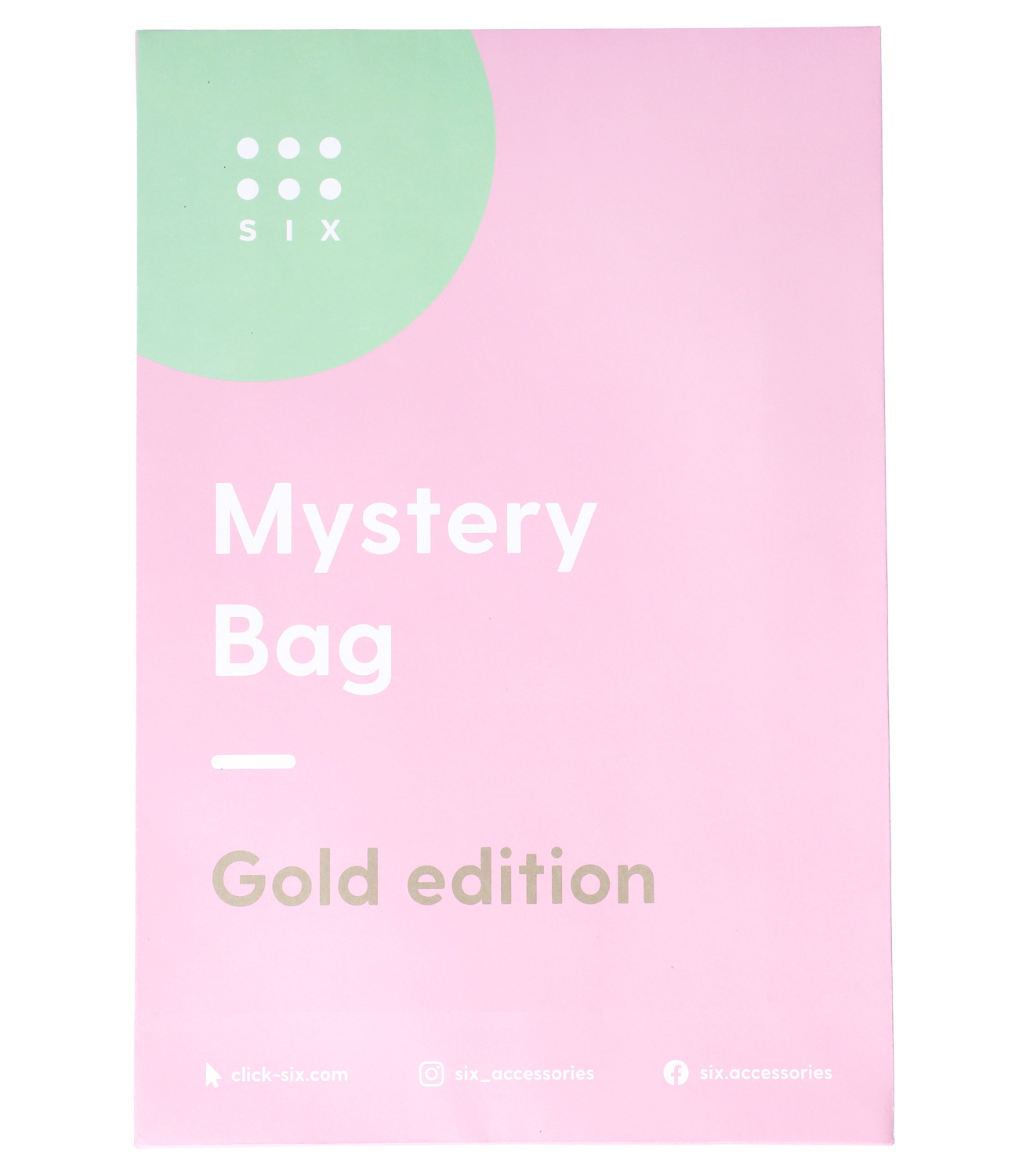 Mystery Bag Gold